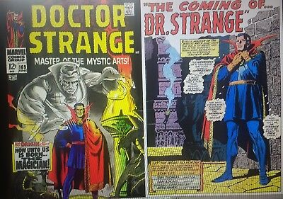 Dr Strange HUGE Collection of Comic Books: on DVD+R (NOT CARTOONS OR AUDIO)