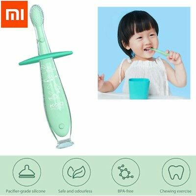 Xiaomi Baby Teether Toothbrush Soft Training Silicone BPA-Free Newborn Infant