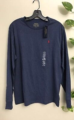 New With Tag Big Boys Polo Ralph Lauren Long Sleeves Tee Size XL( 18-20)