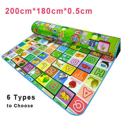 Kids Bebe Rugs Baby Large Play Mats Baby Toys Crawling Mat Floor Blanket for