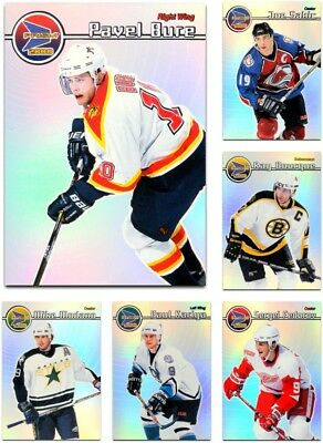 1999-00 Pacific Prism **** PICK YOUR CARD **** From the SET