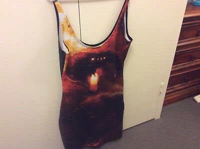 Black Milk Blackmilk Lord of the Rings - Balrog You Shall Not Pass Dress
