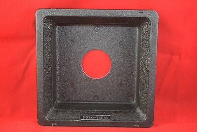 Toyo-View Recessed/Wide Angle Lensboard for Arge Format Cameras - COPAL NO. 0