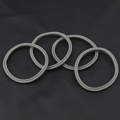 4x Replacement Gasket Seal Part Fit Nutribullet 900 Pro 900W 600W Dia 90mm