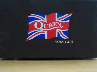 Queen Greatest Hits Vol. I&ii Cd Limited Edition #312/5000