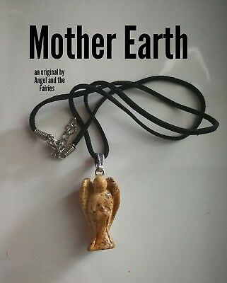 Code 767 Mother Earth Infused Necklace Doreen Virtue Certified Practitioner