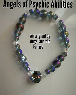 Code 252 Bring in the Angels of Psychic Abilities with our Angel Aura Bracelet