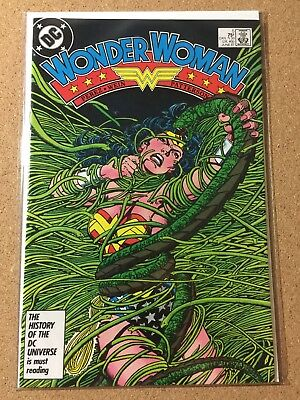 DC Comics WONDER WOMAN (1987) #5 George Perez 9.4 NM Copper Age