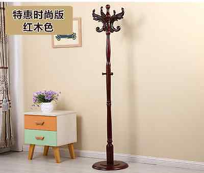New 1.8M Wooden Hat/coat Stand
