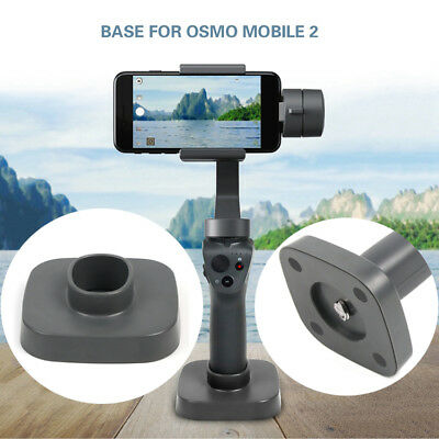 Handheld Gimbal Stand Base Holder Mount Support For DJI OSMO Mobile 2 Stabilizer