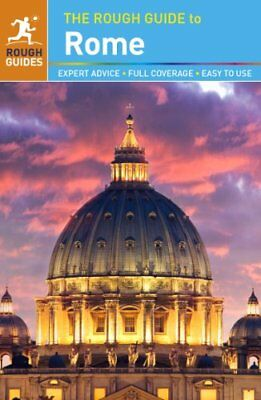 The Rough Guide to Rome By Martin Dunford. 9781409343165