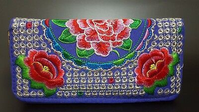 Hand-Embroidered Lady's Purse