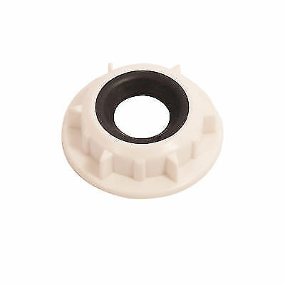 Hotpoint Indesit Dishwasher Top Spray Arm Fixing Nut With Seal - C00144315