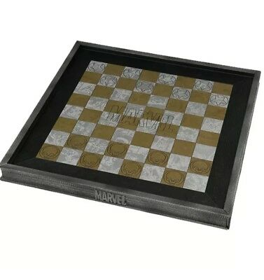 Marvel Chess Collection Board Brand New Original Eaglemoss 2014
