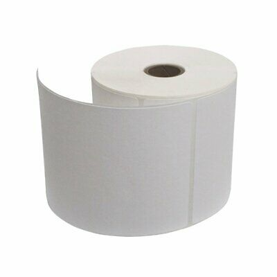 16 Rolls Direct Thermal Labels 250 Labels Per Roll 4x6 For Zebra ZP450 LP1844