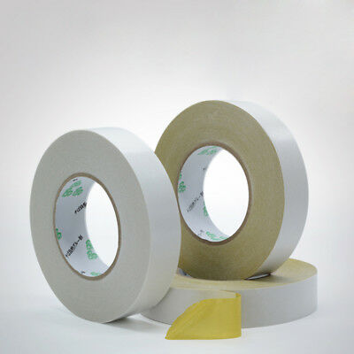 Double-Sided Tape Super Sticky Heavy Duty Adhesive Acrylic Tape - Yellow/White