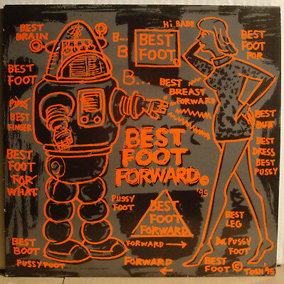 DoLP BEST FOOT FORWARD  1995  Spacer Howie B Naked Funk Daddylonglegs No Apology
