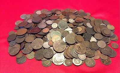 Old World Coins 1700s/1800s A Part of History 1 COIN Antique Money