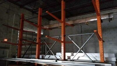 Used and New Cantilever Racks