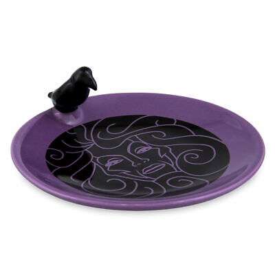 Disney Parks The Haunted Mansion Madame Leota Appetizer Plate New