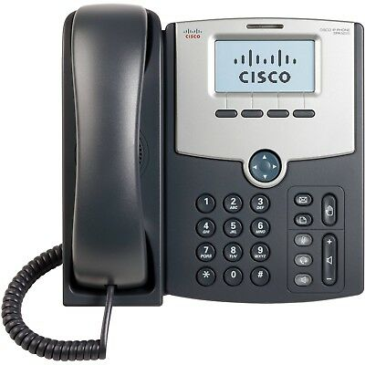 New Open Box Cisco SPA502G 1-Line IP Phone 2 Pcs Available