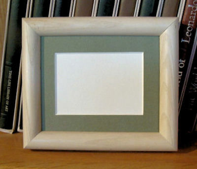ACEO PICTURE FRAME for 2.5 x 3.5 art - three openings - HINGED frame ...