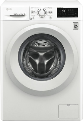 NEW LG WD1208TC4W 8kg Front Load Washer