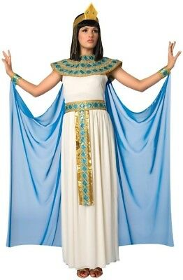 Cleopatra Queen of Nile Egyptian Ancient Egypt Roman Deluxe Womens Costume XL