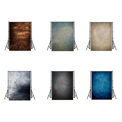5*7ft Vintage Tie Dye Photography Background Studio Photo Props Painted Backdrop