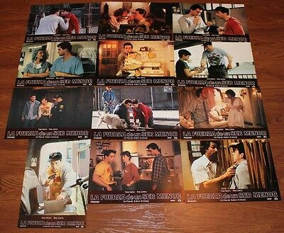 Ray Liotta Dominick and Eugene lobby card set 12 Tom Hulce Jamie Lee Curtis