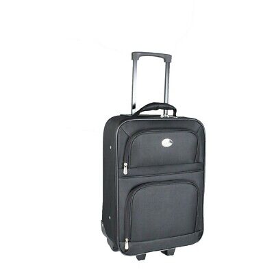 Jetstream Soft Carry On Luggage Case 45 cm