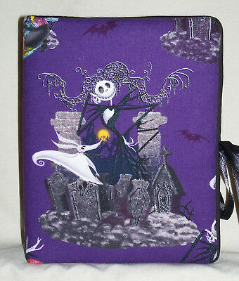 "Disney Nightmare Before Christmas Photo Album 5 1/2""X7"" Holds 80 4""X6"" NEW  P"