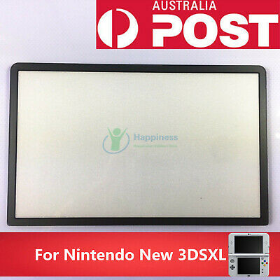Nintendo 3DS XL Screen Lens (1 Piece)  with Double-sided tape