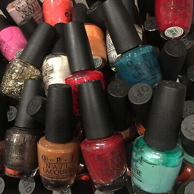 OPI - LAST CALL / CLEARANCE SALE - Bright Glitter Creme Shimmer Nail Polish 15ml
