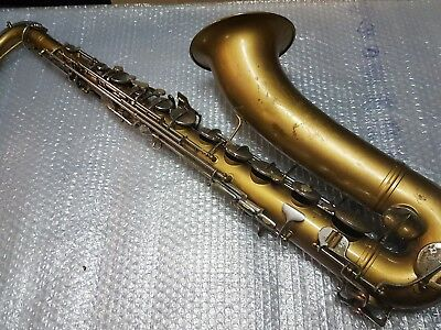 1968 CONN 16 M TENOR SAX / SAXOPHONE - made in USA