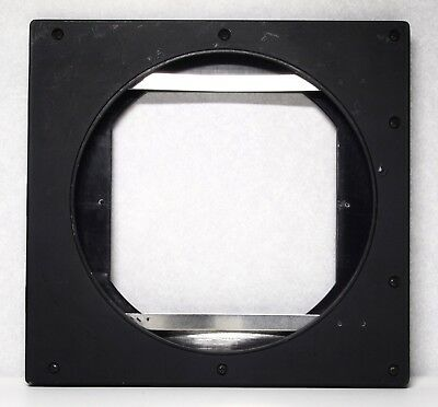 Negative Carrier Housing Darkroom Enlarger Film Holder Step Down 5 1/2 x 5 1/2""