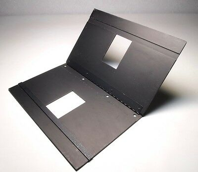 Negative Carrier Holder Medium Format Film Enlarger 2 1/4 x 3 1/4""