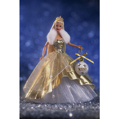 Holiday Special 2000 Edition Barbie Retails $75