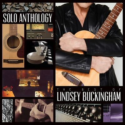 Lindsey Buckingham Solo Anthology: The Best Of Cd 2018