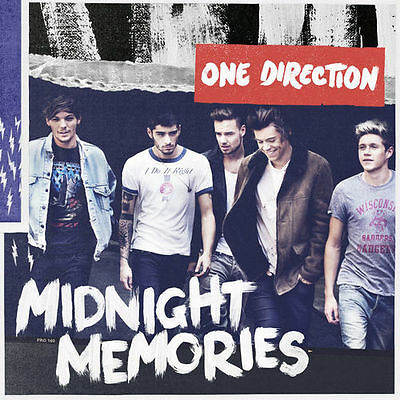 One Direction - Midnight Memories [New & Sealed] CD