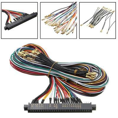 56 Pin Connector Wiring Harness for Jamma Multigame Board Arcade Machine