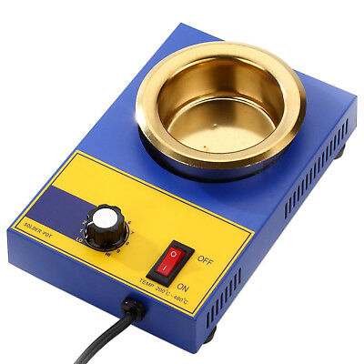 Lead Free Solder Pot - 800g Capacity, 250W