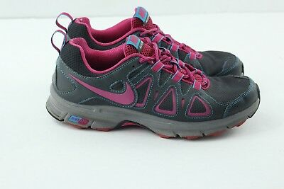 7595b8a4aae27 NIKE AIR AIR Alvord 10 ( 512038 005 ) Anthracite and Fireberry SIZE ...