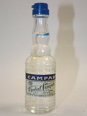 Cordial Campari 2,5 cl 36 % mini flasche bottle miniature ITALY