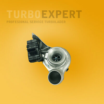 Turbolader BMW  320d (F30 F31 F34) 135kW - 184PS 11658519476 11658519475