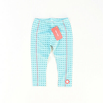 Leggins color Azul marca Kik Kid 12 Meses  514808