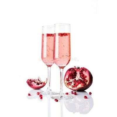 PINK CHAMPAGNE & EXOTIC FRUITS Reed Diffuser Oil + 10x FREE STICKS! Refill your