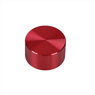 Red Potentiometer Volume Control Knob Rotary 30*17mm  Fg