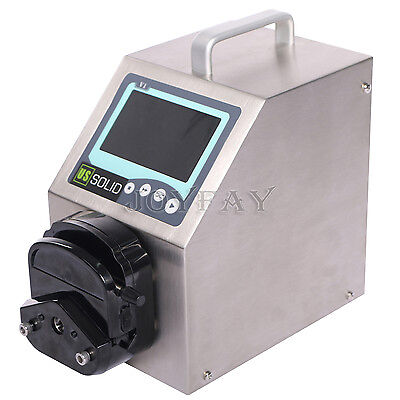 Flow Rates Peristaltic Pump Intelligent Type V1 0.000166-570 mL/min YZ1515x