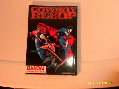 Bandai Entertainment Cowboy Bebop Film Manga Vol. 1
